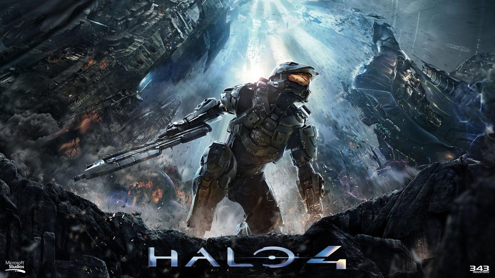 Здорова , People.  Как на счет сыграть в Halo 4 ?кооп на легендарке да и прост порубиться only rus в мультиплеере.   ... - Изображение 1