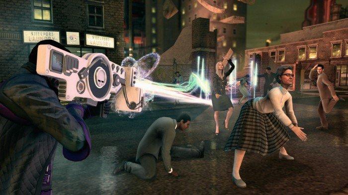 VOLITION НЕ СТЫДИТСЯ SAINTS ROW ИЗ-ЗА ЕЕ СТРАННОСТЕЙ  Возможно, до «дурной репутации» серии Grand Theft Auto творени ... - Изображение 1