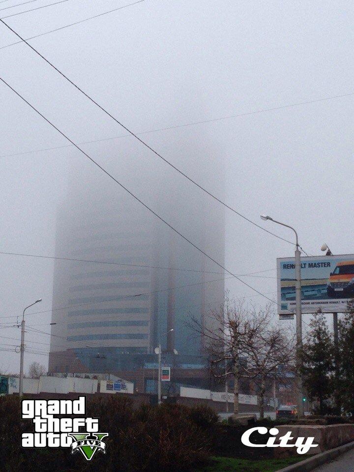 пару панорам нашего gta city #хочуgta5 - Изображение 2