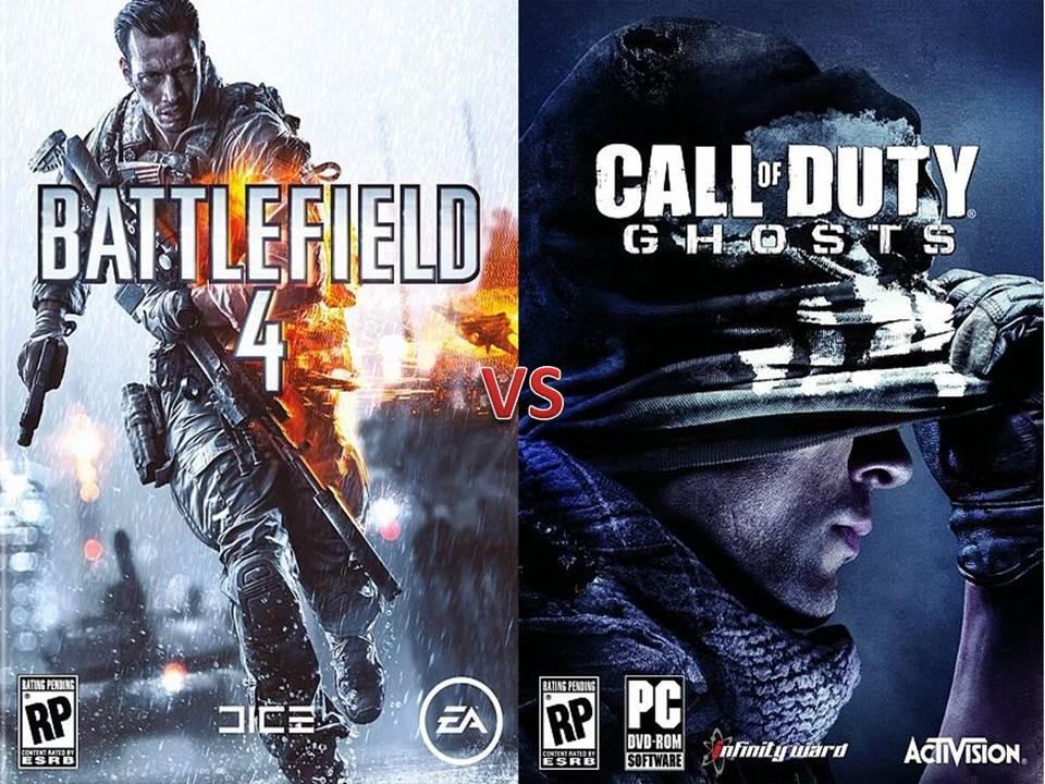 """Да начнется битва в интернете...То """"Колда"""" с """"новым"""" движком, то Battlefield 4 с """"фантастическим"""" сюжетом, то ps4, т .... - Изображение 1"""
