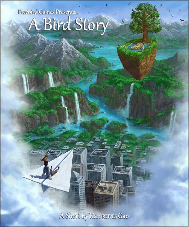 """Итак, To the Moon 2 не будет, будет """"A Bird Story"""". Её-то и создатель To the Moon и называет продолжением, в добавок .... - Изображение 1"""
