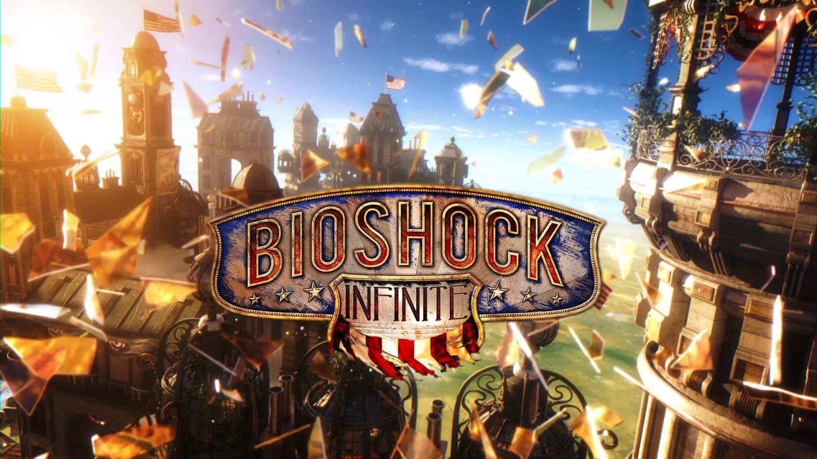 BioShock: Infinite  Когда вышла эта игра,и люди хоть немного успели в нее поиграть,сразу же пошли хвалебные отзывы о ... - Изображение 1