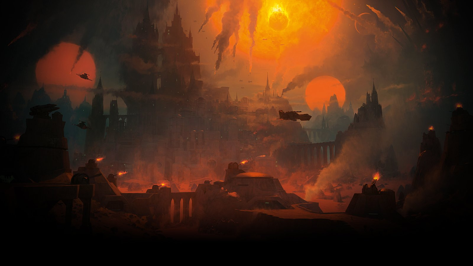 Warhammer 40,000: Eternal Crusade #wh40k - Изображение 1