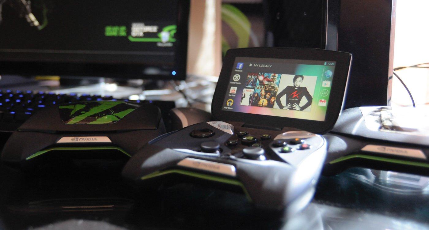 На днях в живую посмотрел на мобильное игровое устройство NVIDIA PROJECT SHIELD, жаль пофоткать не дали... Пока ещё  ... - Изображение 1