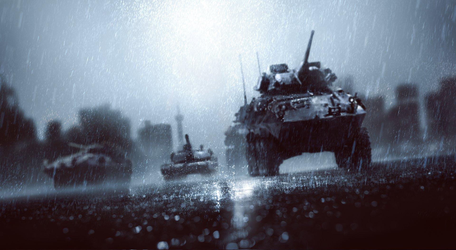 Первый арт из Battlefield 4. - Изображение 1