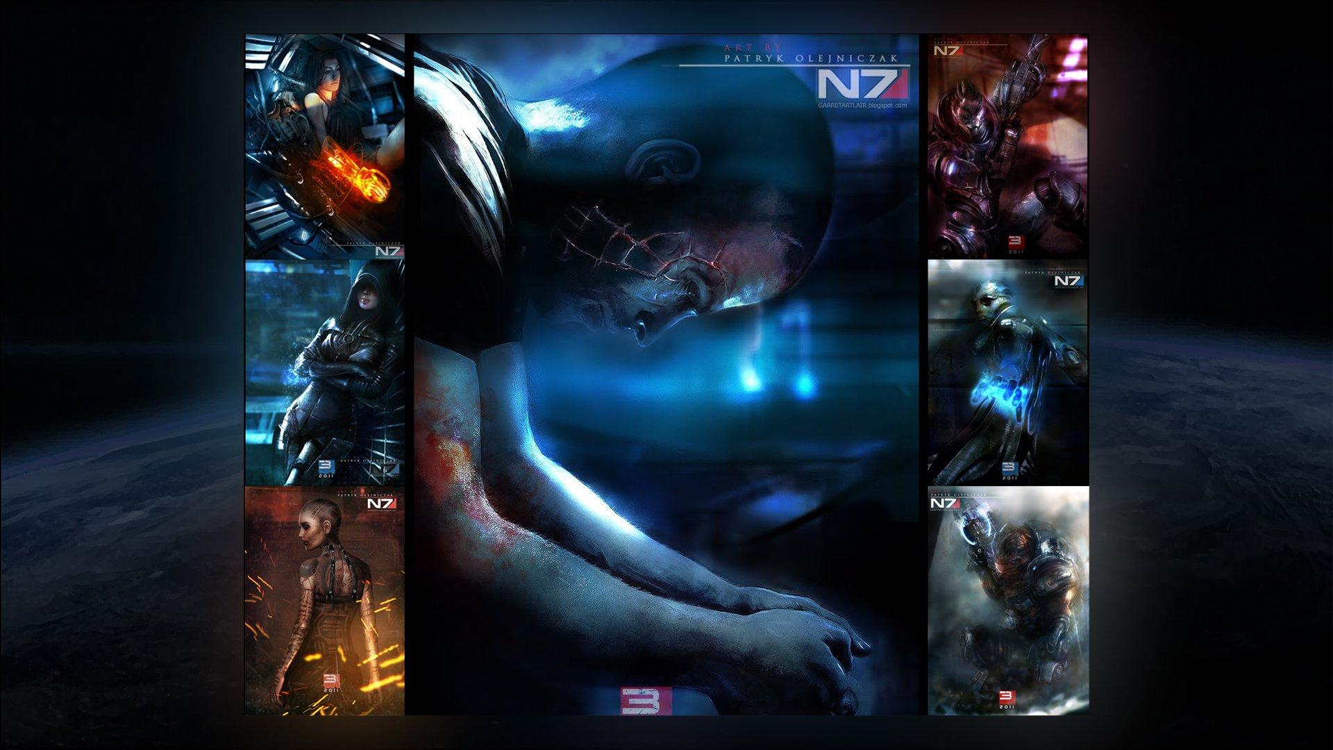 Как вы думаете, что нас ждет в Mass Effect 4сколько то лет после окончаний 3 части? все будет в гармонии с технологи ... - Изображение 1