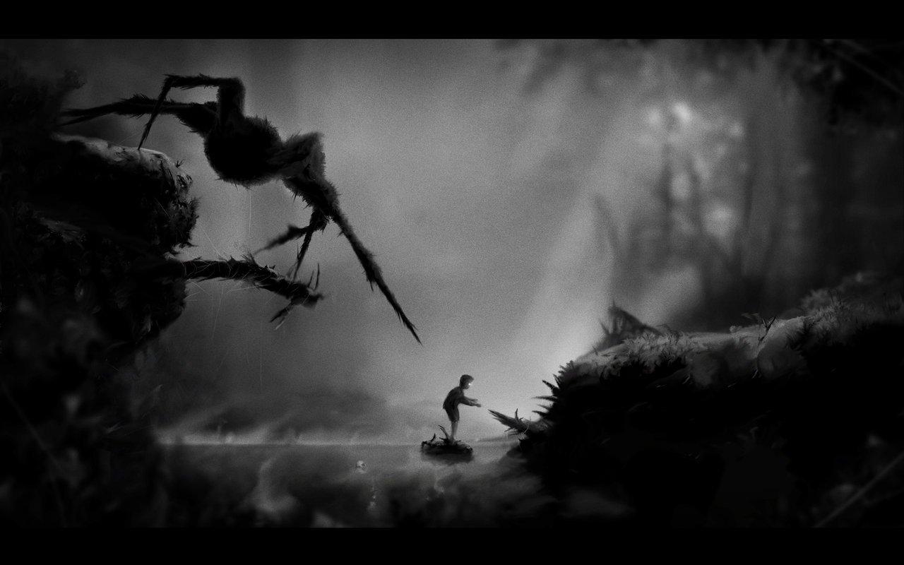 Кто играл — поймет. Самый крутой платформер. Приключения мертвого мальчика в сумрачном черно-белом мире. Маленький м ... - Изображение 1