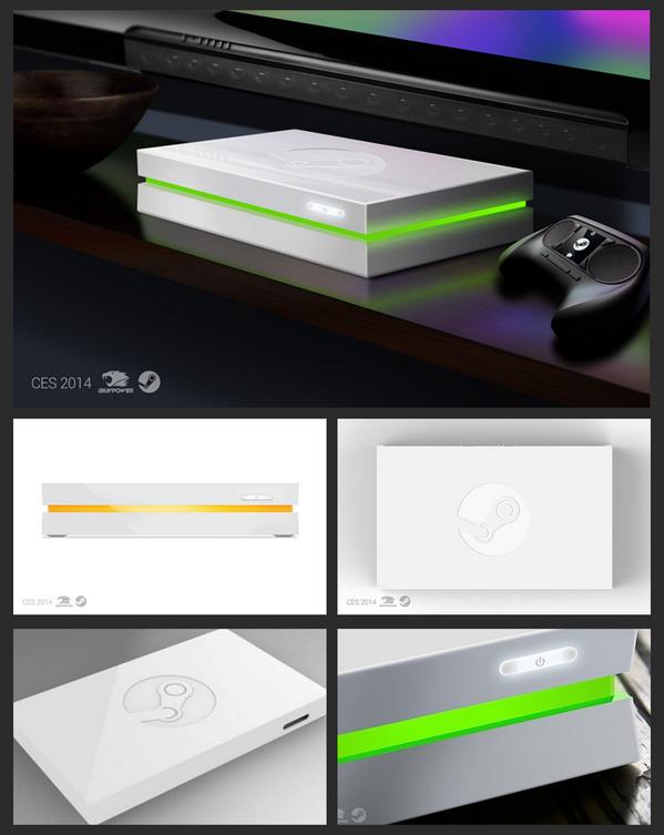 Всем прототип Steam Box'a - Изображение 1