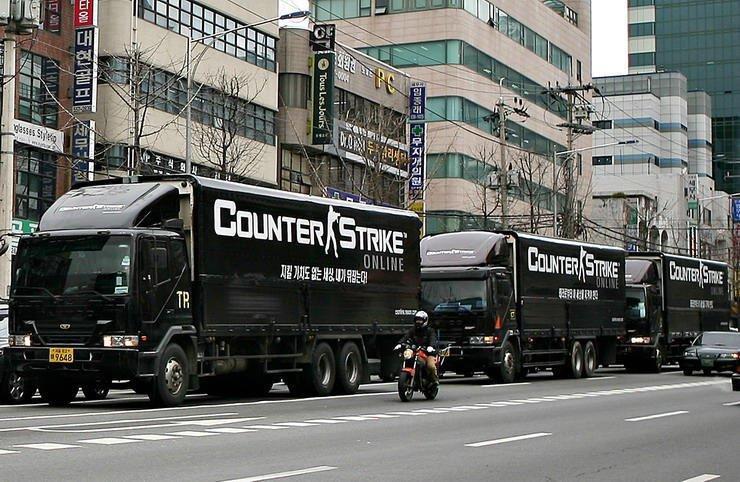 в Корейские магазины Counter Strike завезли! - Изображение 1