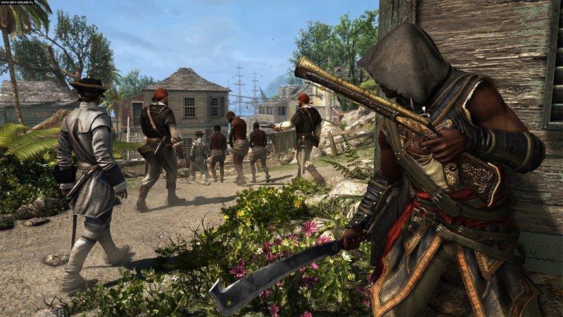 Картинки из вышедшей Assassin's Creed IV: Black Flag. - Изображение 3