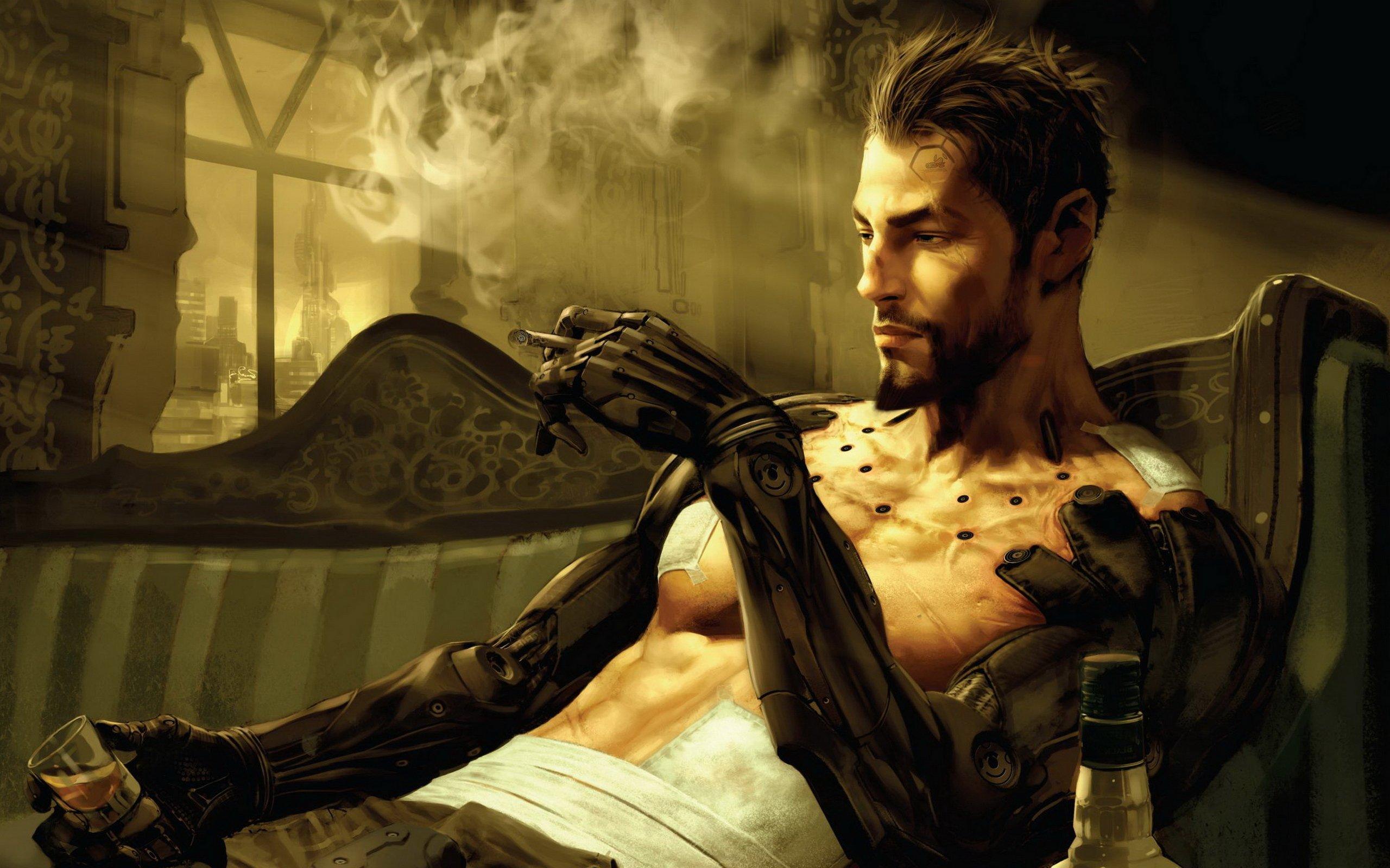 Deus Ex: Human Revolution уже давно стал для меня одной из моих любимых игр. Да что уж там... Стал игрой с большой б ... - Изображение 1