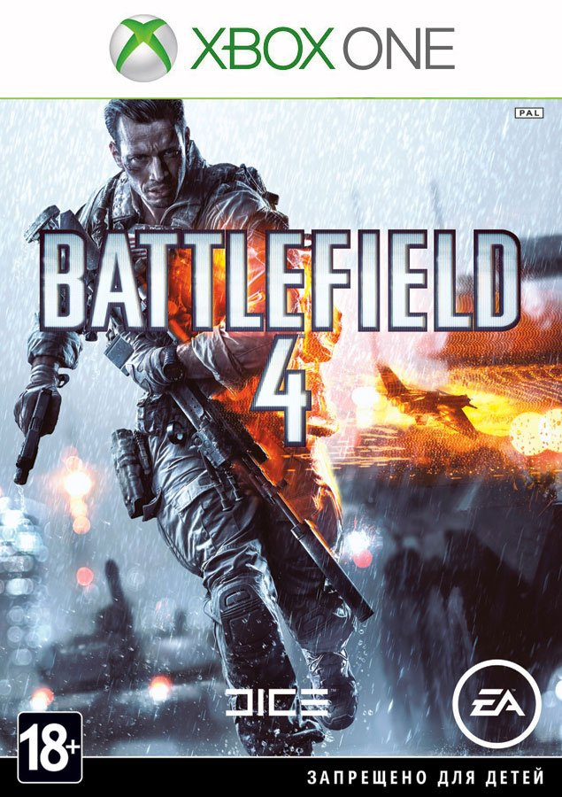 1С-СофтКлаб начал сбор предварительных заказов на PS4- и Xbox One- версии шутера Battlefield 4. Все пользователи, оф ... - Изображение 1