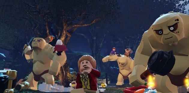 #Hobbit#Lego#ttgames#Анонс  LEGO The Hobbit анонсирован. Первые детали и скриншоты  Информация о «леголизации» Хобби ... - Изображение 1