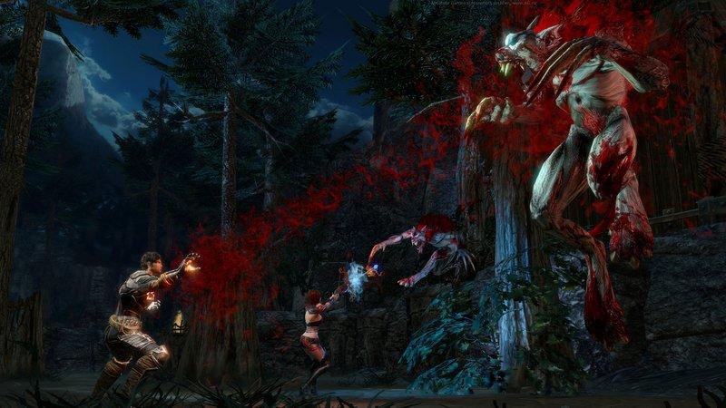 Картинки из игры Blood Knights. - Изображение 3