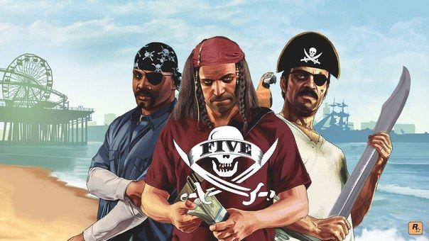 У трех главных героев есть особые умения. Майкл действует в стиле Макса Пейна: включает в бою своеобразный Bullet Ti ... - Изображение 1