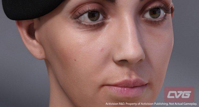 Новая лицевая анимация от Activision? Да вы издеваетесь, никогда не видел столько полигонов на ресницах :D - Изображение 2