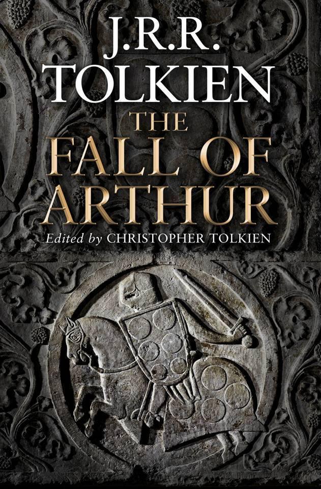 """На прошлой неделе свет увидела новая книга Дж. Р. Р. Толкина """"Падение Артура"""". В ней рассказывается о невероятных со ... - Изображение 1"""