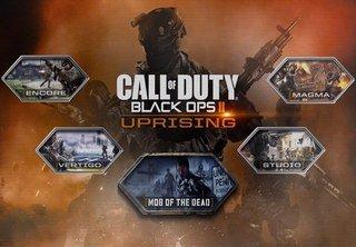 """Сегодня для Call of Duty Black Ops 2 вышло новое DLC под названием """"Uprising""""  В дополнение вошли четыре новые карты ... - Изображение 1"""