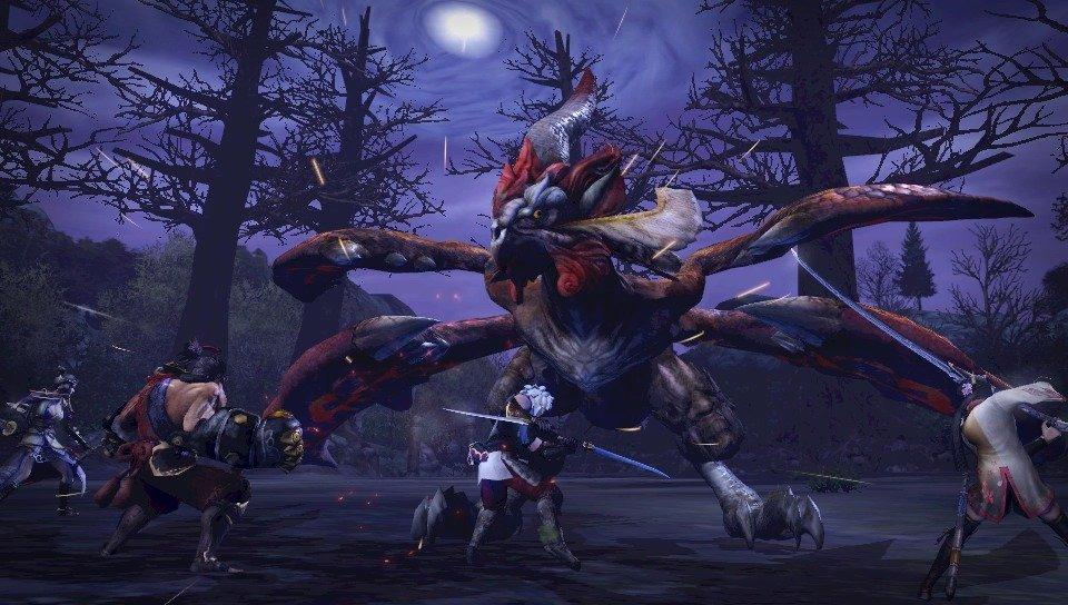 В начале 2014 года Toukiden: The Age Of Demons порадует западных игроков.  #PS_VITA #однойстрокой. - Изображение 1
