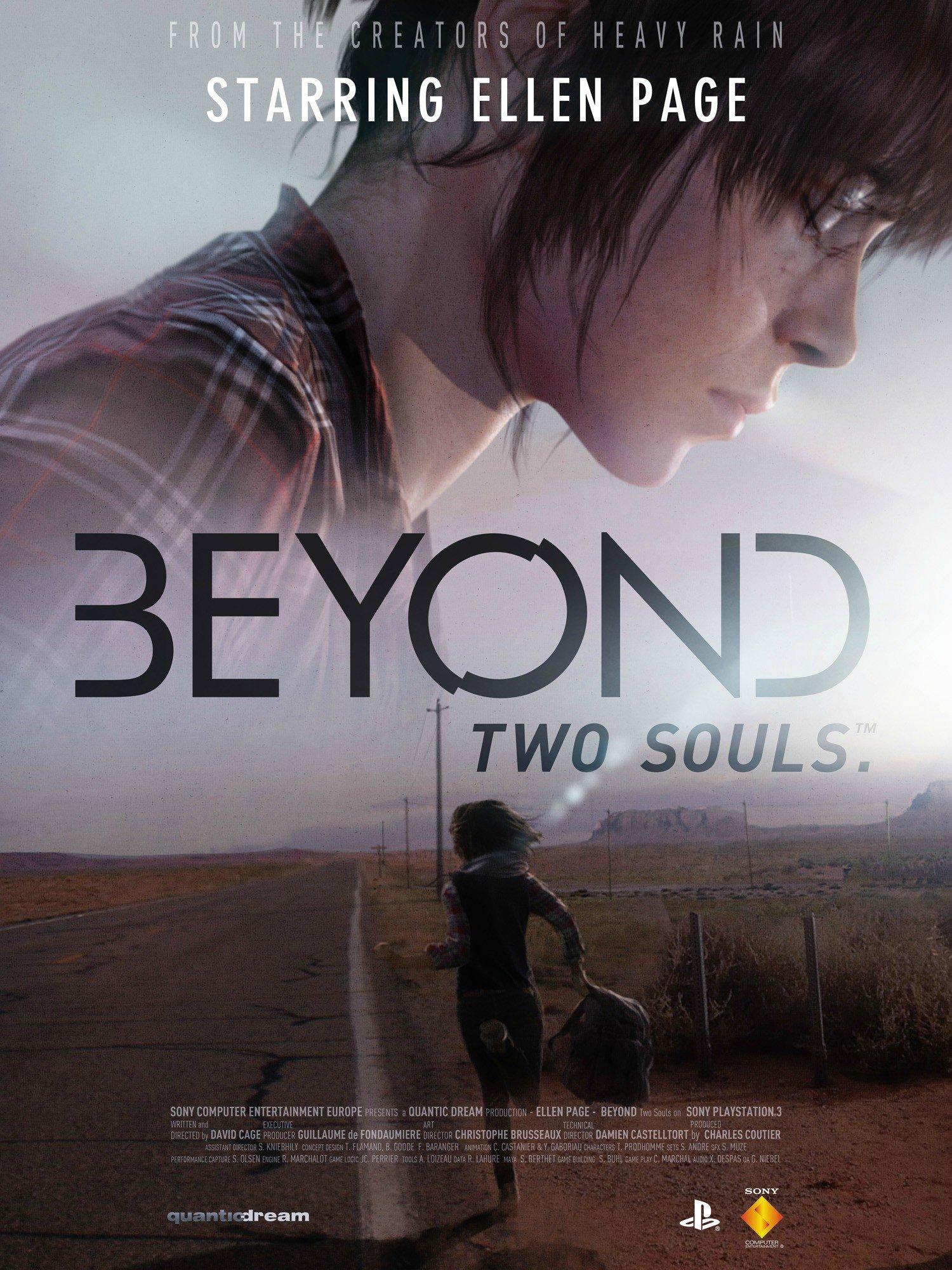 Разработчики интерактивной драмы Beyond: Two Souls объявили, что в игре появится кооперативный режим. Правда, он буд ... - Изображение 1
