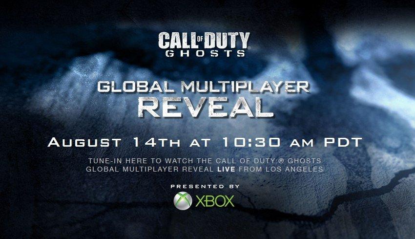 Демонстрация мультиплеера Call of Duty Ghosts состоится 14 августа! - Изображение 1
