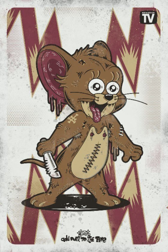 Какая серия из Tom&Jerry; ваша любимая? Мне вот хорошо помнится серия , где Том Спайк и Джери , подписали пакт о дру ... - Изображение 1