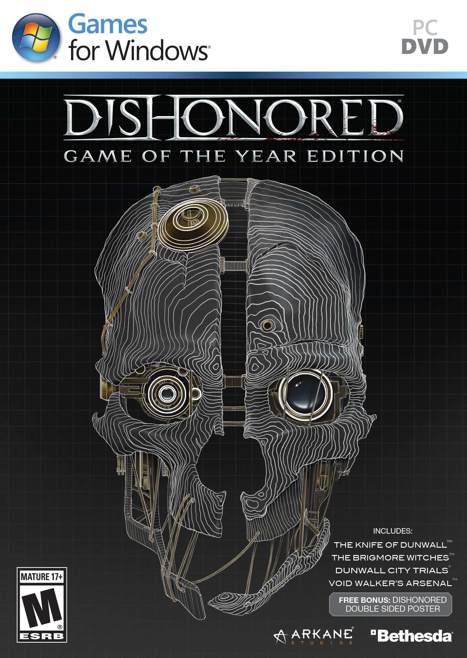 Dishonored: Game of the Year Edition выйдет в октябре 2013 года (8 в США и 11 в Европе) на PC и консолях текущего по ... - Изображение 1