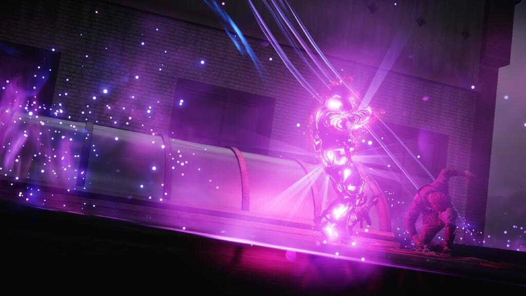 Новые скриншоты inFamous: Second Son:  Игра выходит 21 марта 2014 года эксклюзивно для PS4. - Изображение 2
