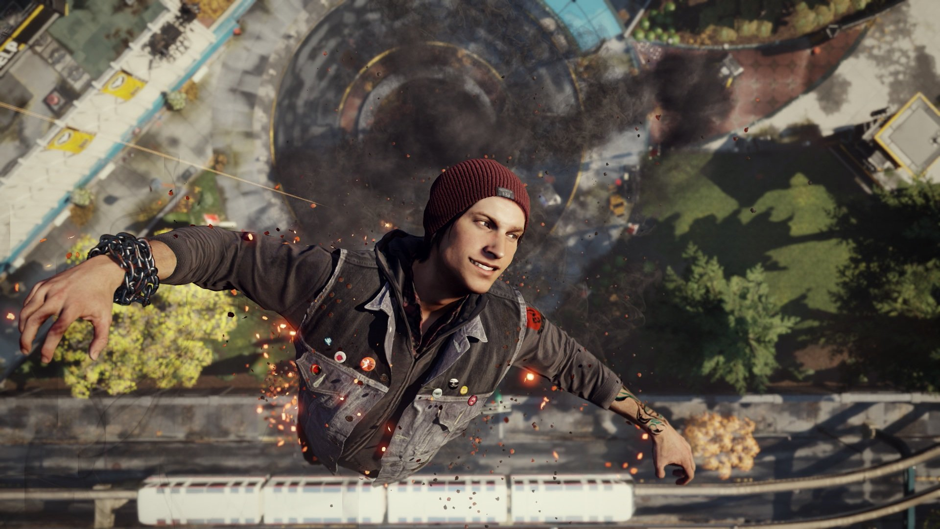 Директор по разработке inFAMOUS: Second Son,  Chris Zimmerman раскрыл некоторую информацию, касательно игры, которая ... - Изображение 1