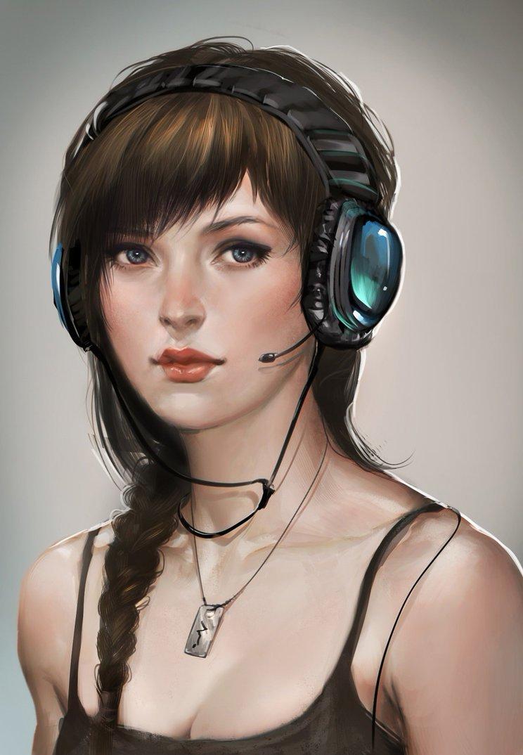 Милые девушки-геймеры, если вы есть на этом замечательном сайте, отзовитесь! Расскажите пожалуйста, как начался ваш  ... - Изображение 1