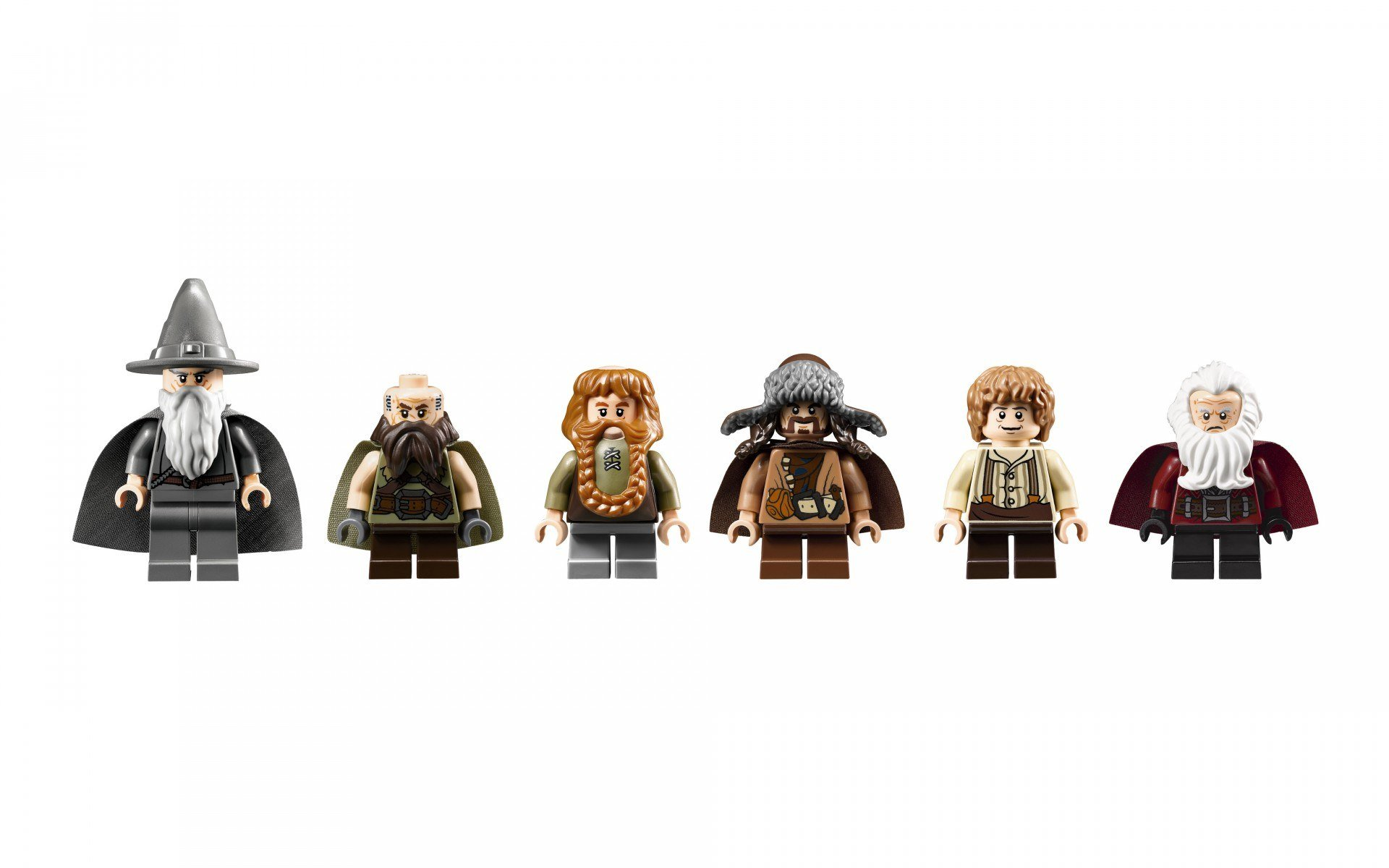 LEGO The Hobbit выйдет весной 2014 - Изображение 1