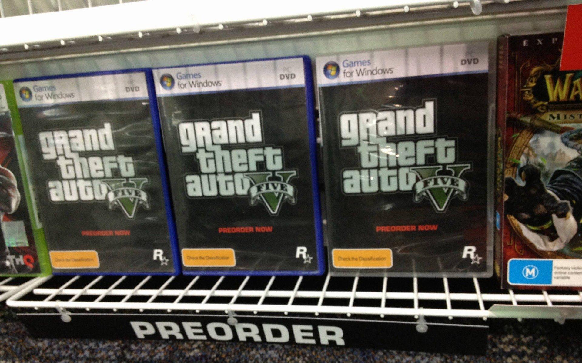 Рекомендуемые системные требования для не до конца анонсированной PC версии GTA 5 - Intel Core 2 Quad с тактовой чис ... - Изображение 2