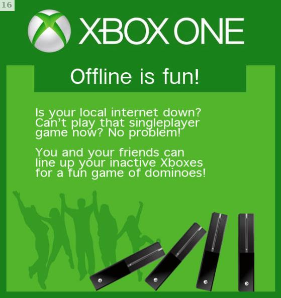 У вас есть Xbox One,  но нет интернета? Можете сыграть с друзьями в домино! - Изображение 1