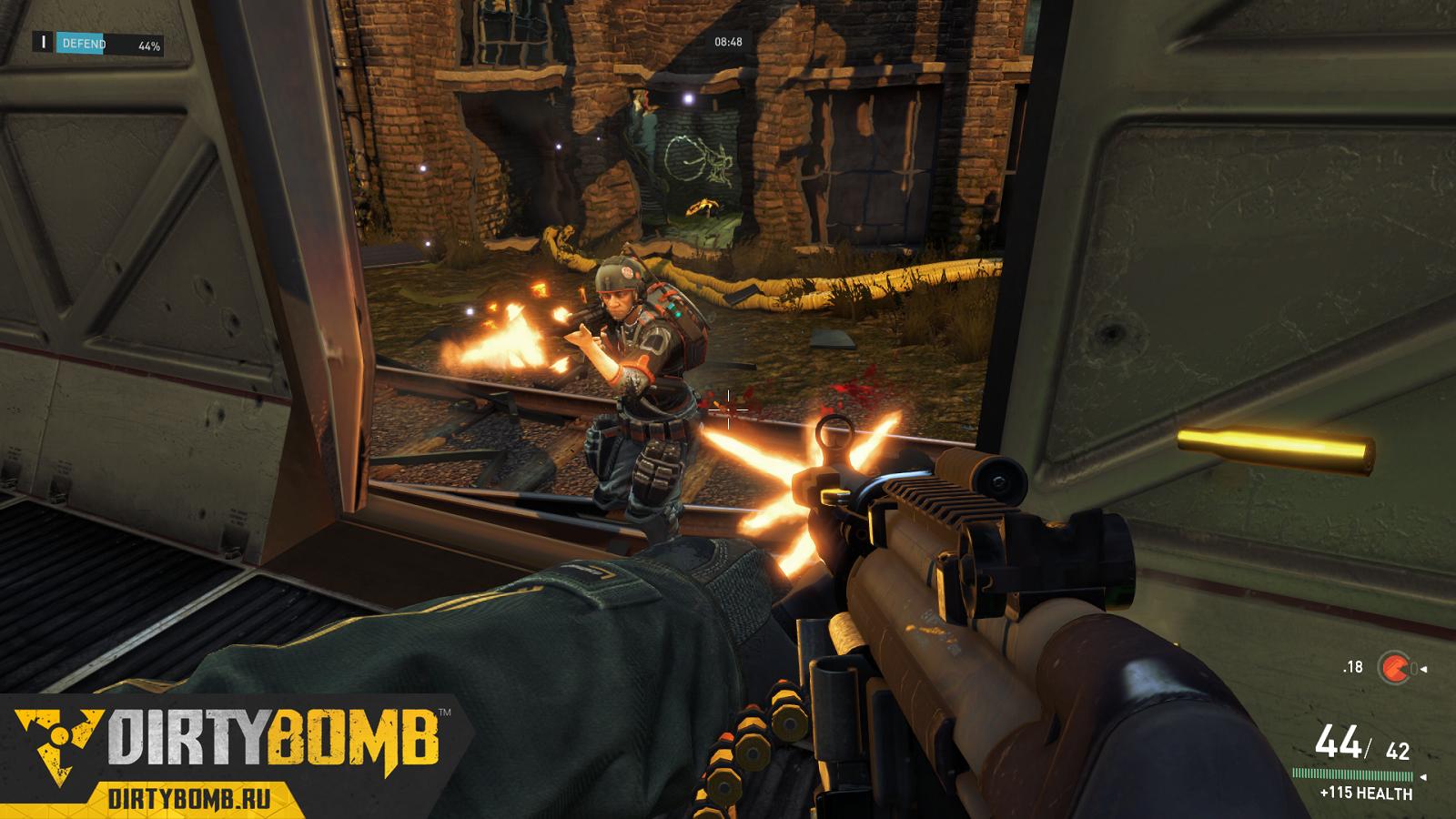 Разработчики Dirty Bomb рассказывают о режимах игры!  Стали известны подробности о режимах игры в сетевом шутере Dir ... - Изображение 2