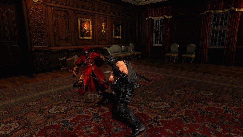 Я выпал, заставили второй раз с парнем в маске сражаться =( - Изображение 1