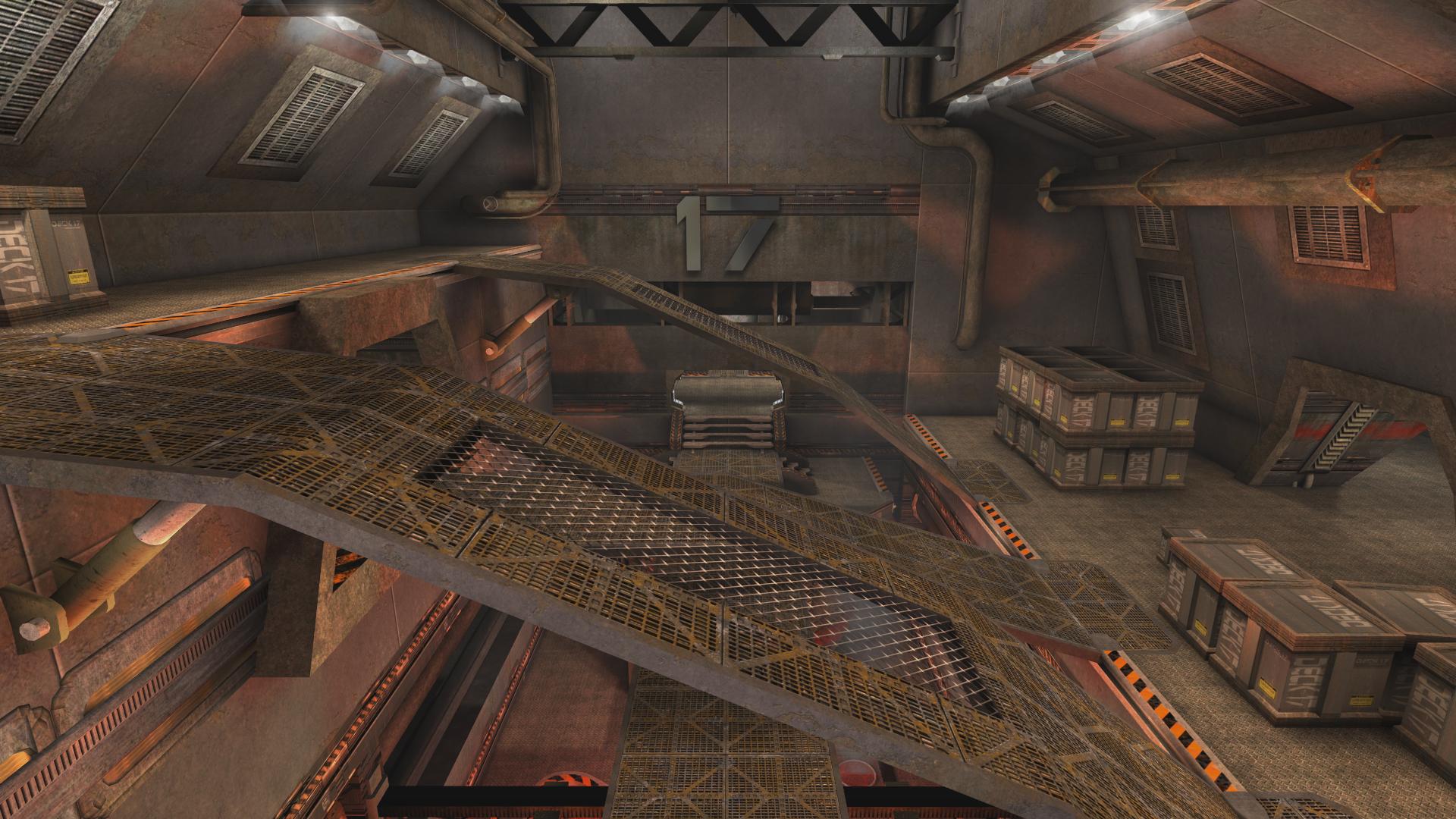 Deck. Эволюция.1. Unreal Tournament (1999)2. Unreal Tournament 2004 (2004)3. Unreal Tournament 3 (2007) - Изображение 2