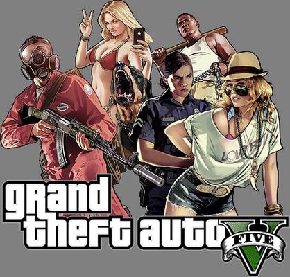 Плюшки GTAOnline:  Открытый игровой мир, рассчитанный максимум на 16 человек онлайн. Можно ходить в кино, кататься н ... - Изображение 1