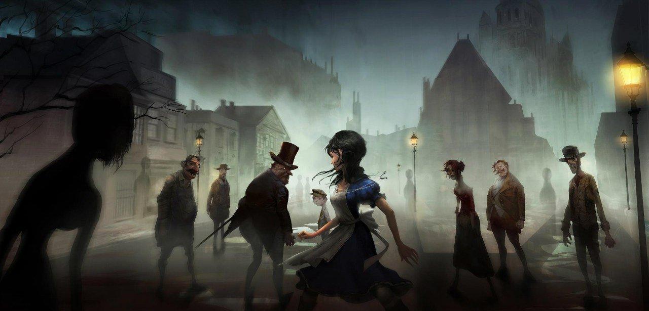 Концепт-арт Alice: Otherlands - Изображение 1