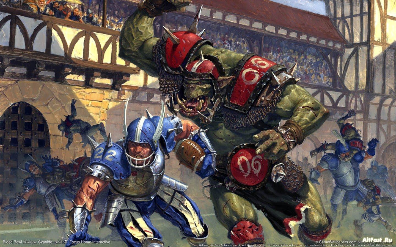 Cyanide Studio, регулярно выпускающая переиздания и аддоны к фэнтезийной спортивной стратегии Blood Bowl, работает н ... - Изображение 1