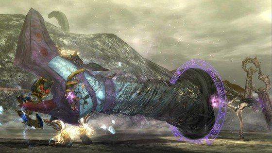 В честь этого прекрасного праздника , я представляю вам обзор на Bayonetta. Разработкой игры руководил Хидэки Камия ... - Изображение 1