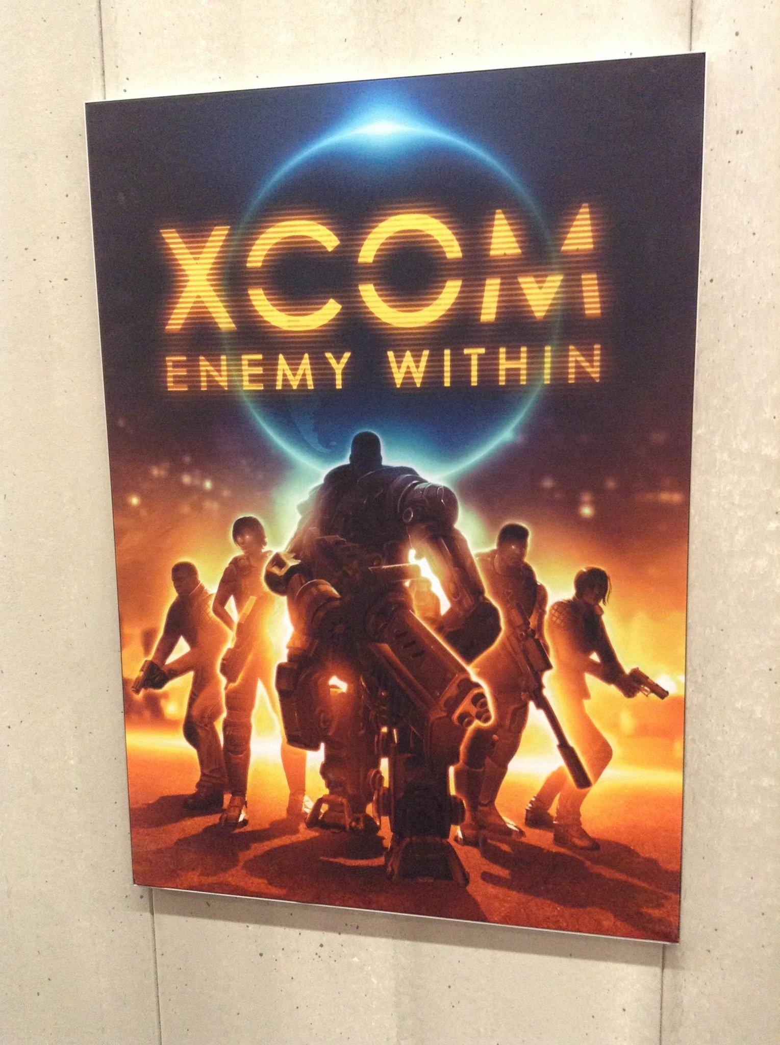 Я сыграл демонстнационную миссию в XCOM: Enemy Within. Это платное дополнение к Enemy Unknown. Firaxis убедились, чт .... - Изображение 1