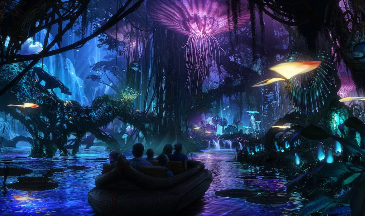 Когда-то самым известным парком развлечений был Disneyland, сегодня же парки появляются ко всем мега-франчайзам, кот ... - Изображение 2