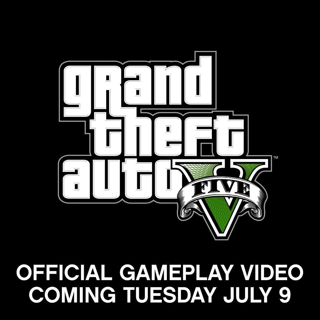 #GTAV Official Gameplay Video Coming Tmrw. 10am Eastern. - Изображение 1
