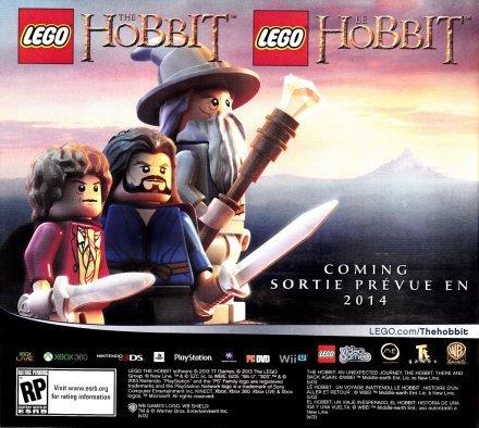 Похоже, что знаменитая своей игровой серией LEGO студия Telltale Games в будущем порадует нас новой игрой во вселенн ... - Изображение 1