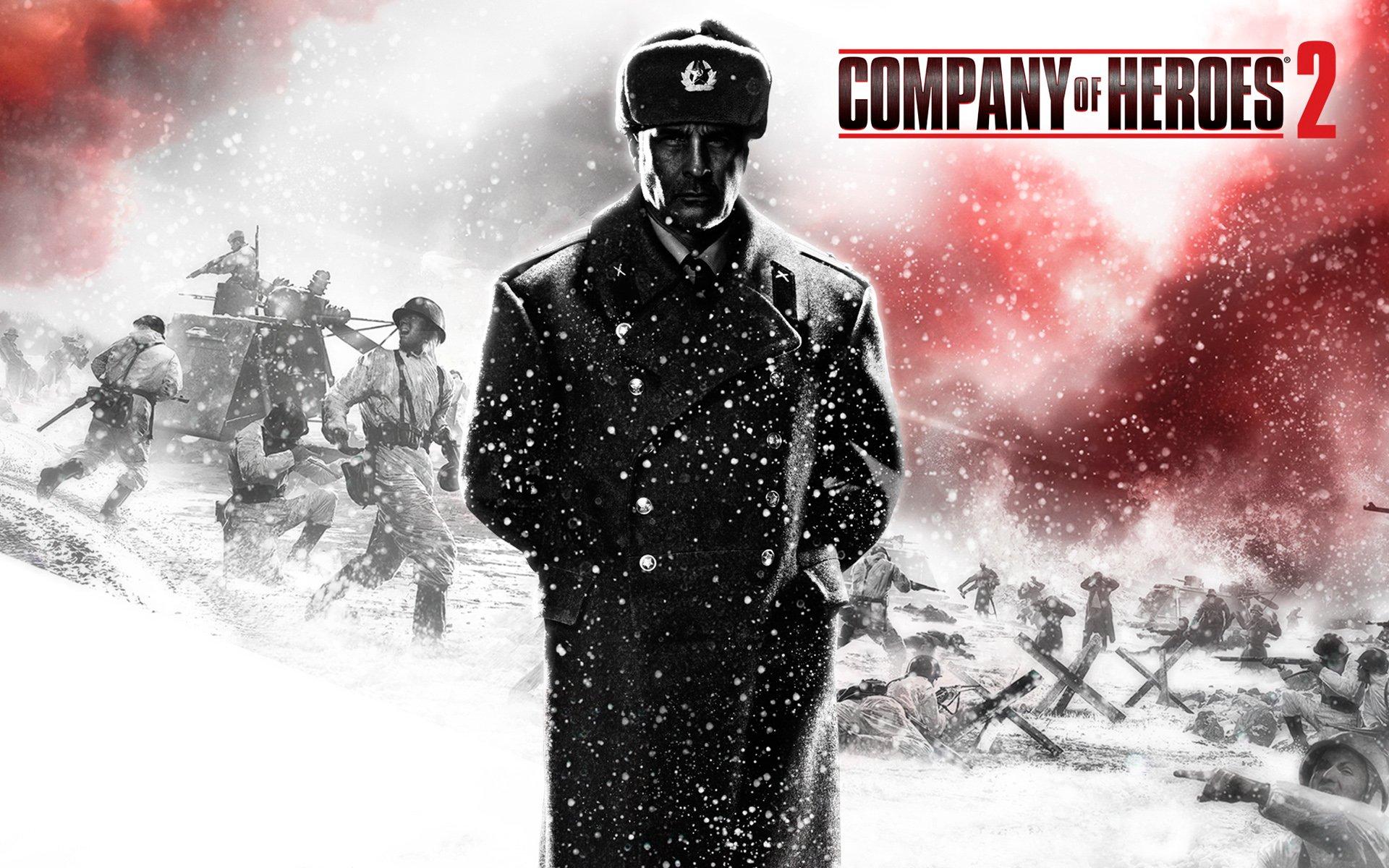 """Зашёл тут в """"Белый Ветер - Цифровой"""" на прилавке лежат коллекционки Company of Heroes 2, все ваши усилия были беспол ... - Изображение 1"""
