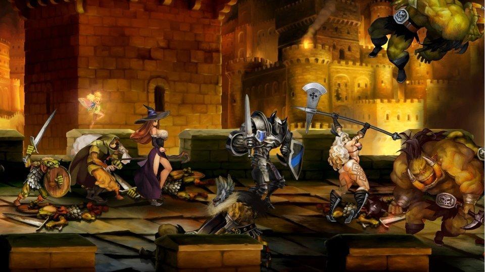 Dragon's Crown выйдет на PlayStation 3 и Vita летом. - Изображение 1