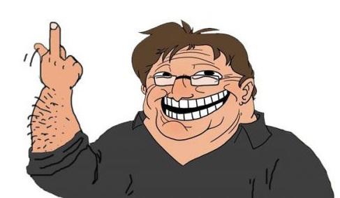 Габен приедет на gamescom что бы... :D - Изображение 1