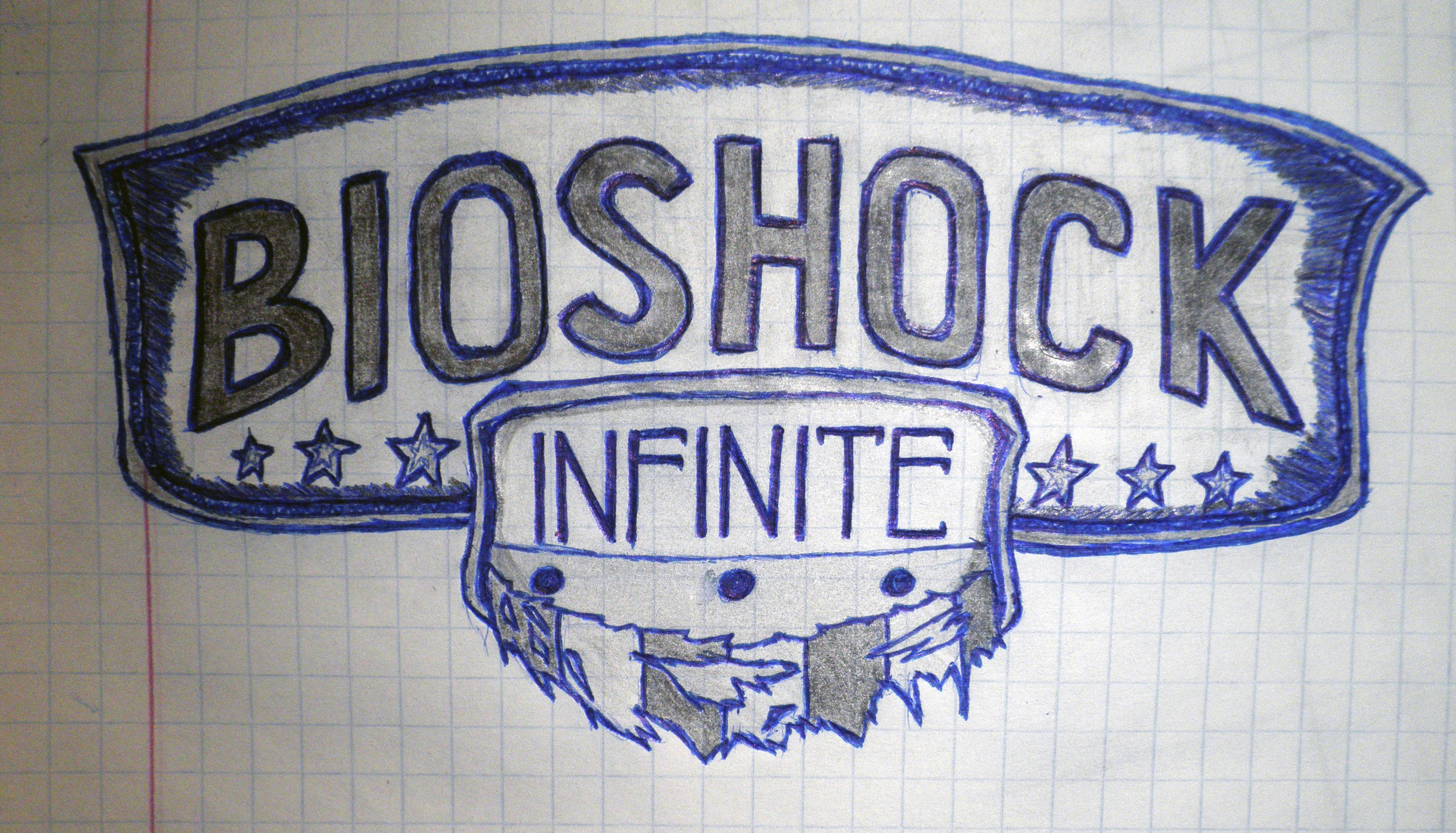 Bioshock Infinite (art)  Последняя лекция мат. анализа была достаточно продуктивной, ностальгической и меланхоличной.  - Изображение 1