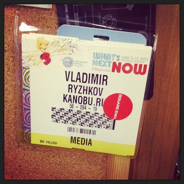 Владимир Рыжков вернулся с #E3 ! - Изображение 1