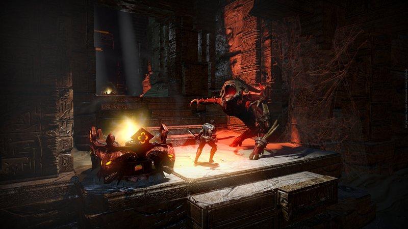 Картинки из игры Blood Knights. - Изображение 2